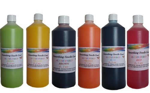 100ml Bottle Slush Syrup