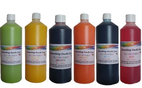100ml Bottle Slush Syrup