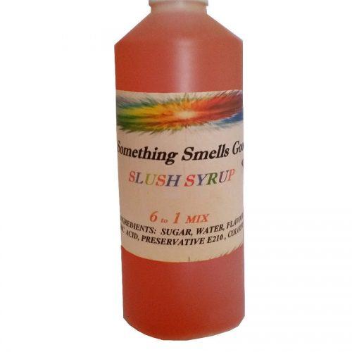slush puppy orange flavour